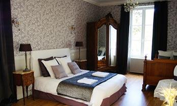 Chambres au château